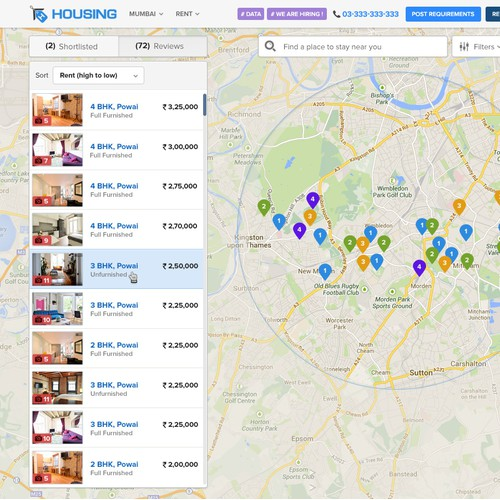 Create an awesome design for Next Generation Real Estate Portal