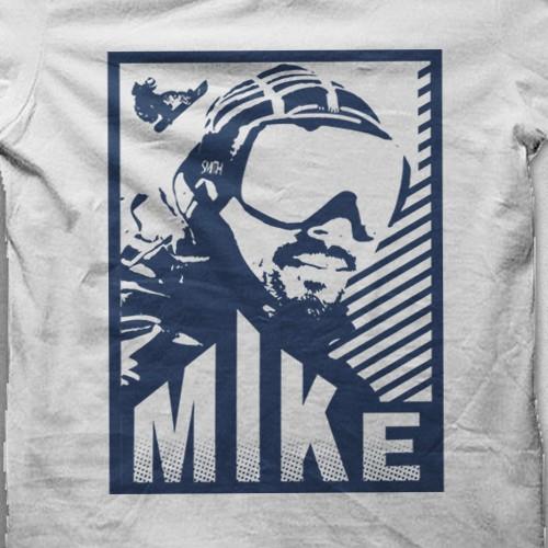 Commemorative T-shirt Design