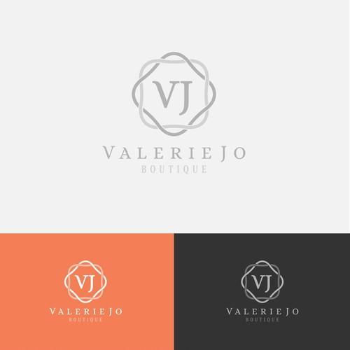 Valerie Jo Boutique - Logo Design