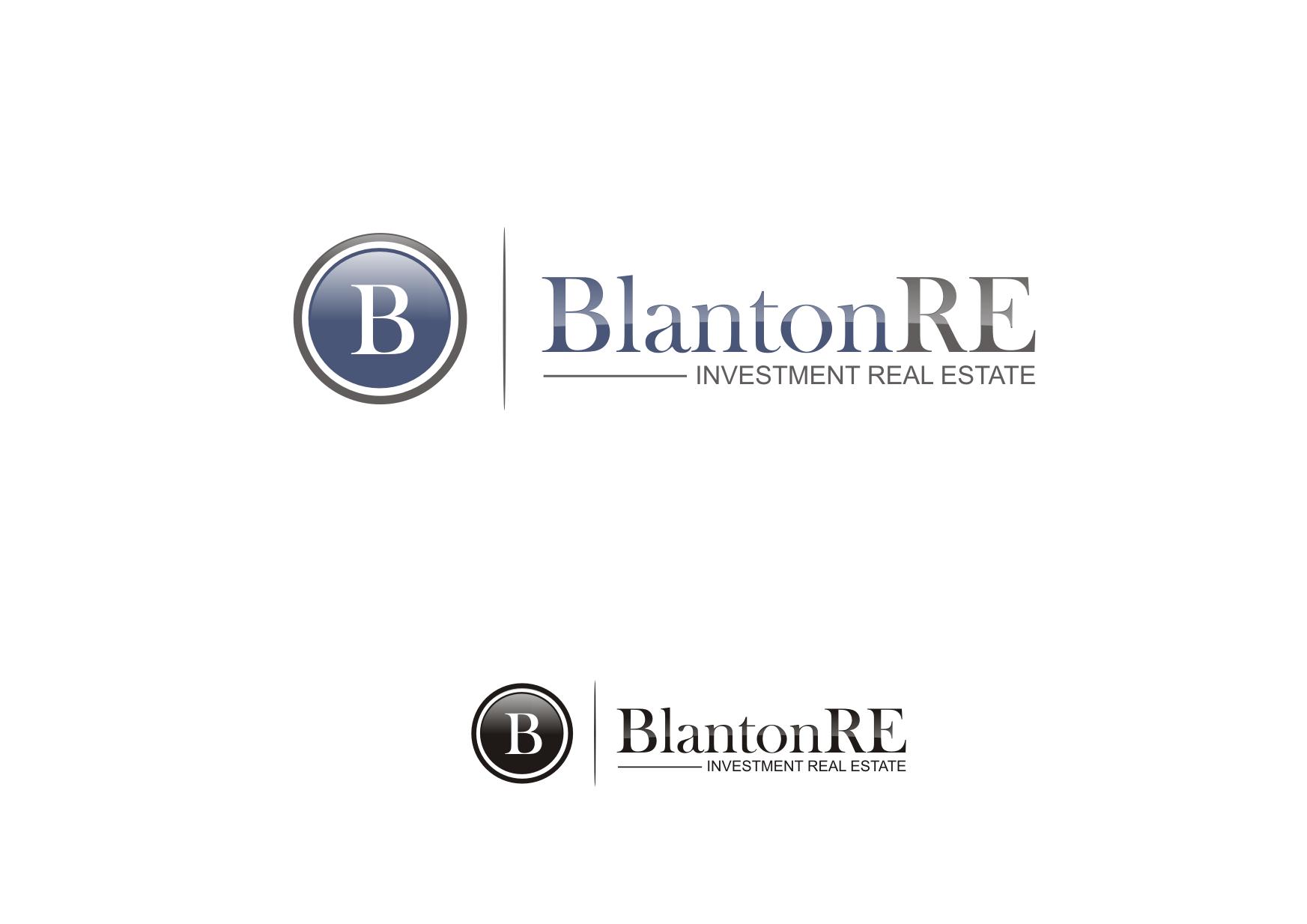 Blanton RE, LLC needs a new logo