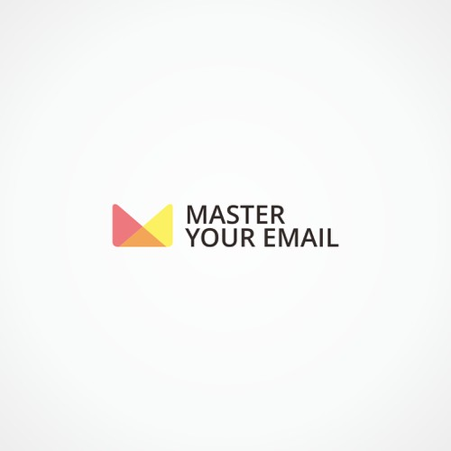 Colorful Logo fo Master Your Email Company