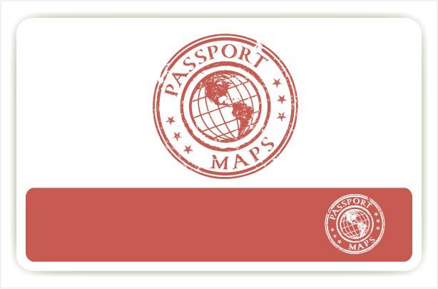 logo for Passport Maps