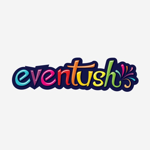 Fun logo for event organisers