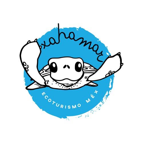 Marine Turtles Logo