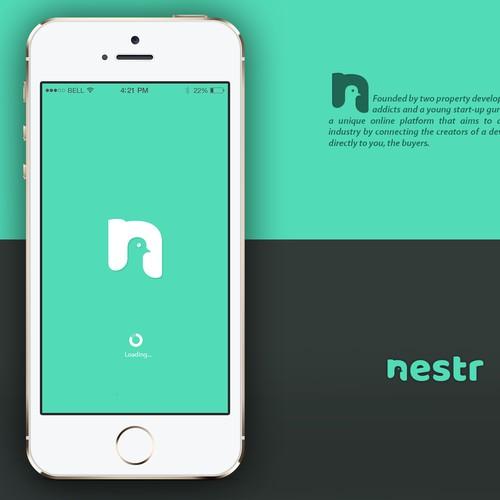 Nestr logo