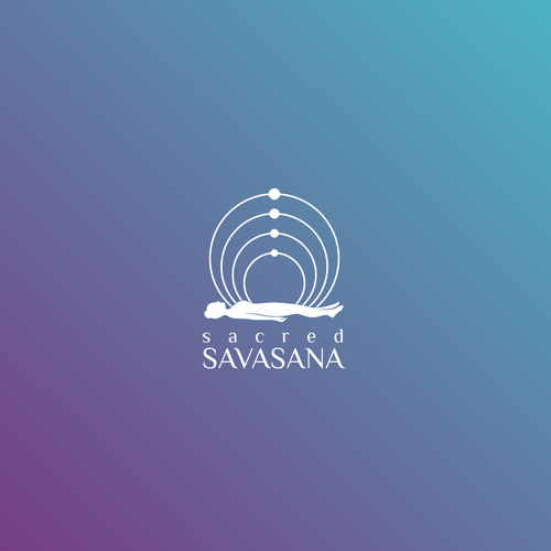 Logo for Sacred Savasana