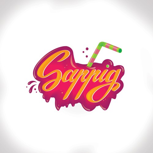 Logo Design for party concept