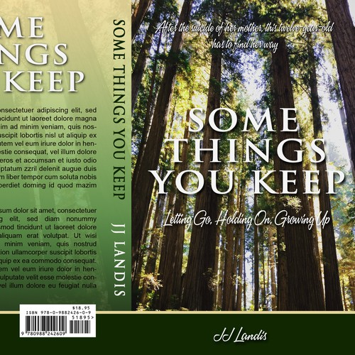 Mom's suicide, alcohol, drugs, Christianity, hope, and more in my memoir. BOOK COVER NEEDED!