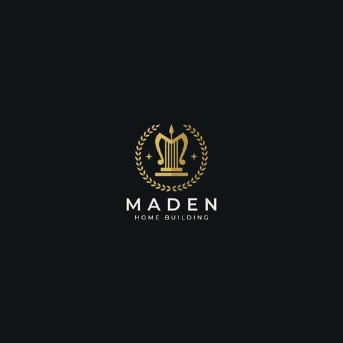 Logo for Custom Homebuilder