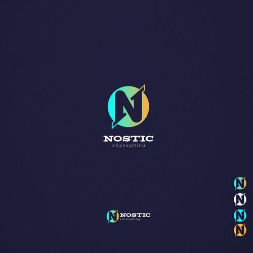 logo design for e consulting