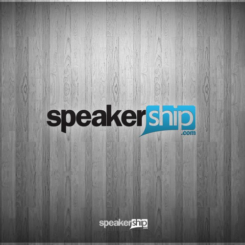 logo for speakership.com