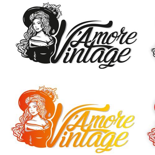Vintage Amore logo