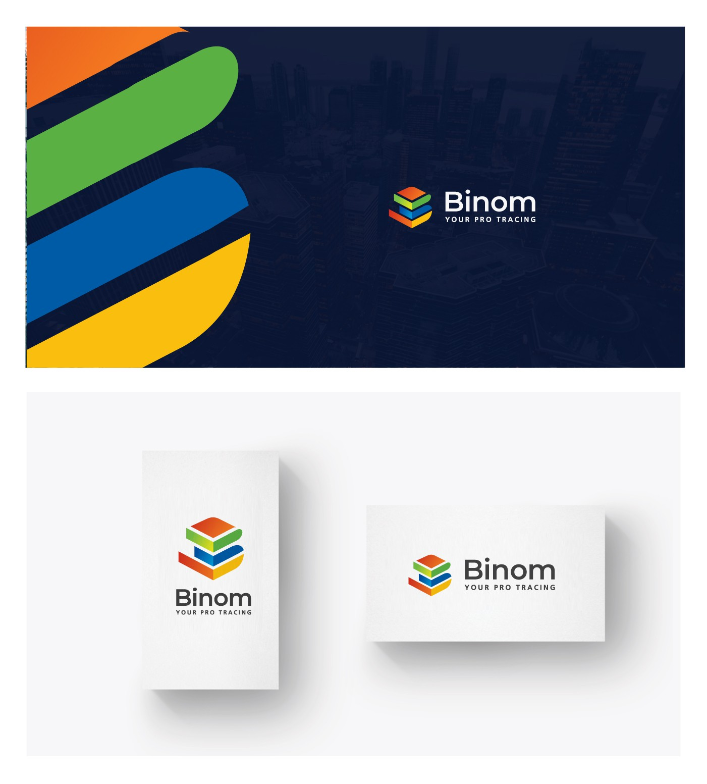 Logo Design for Binom