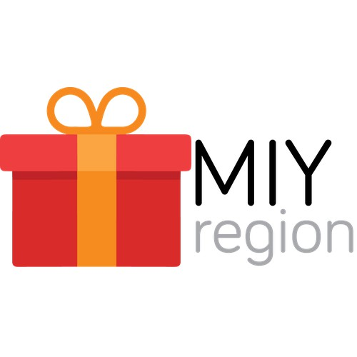 Logo concept for regional gift boxes