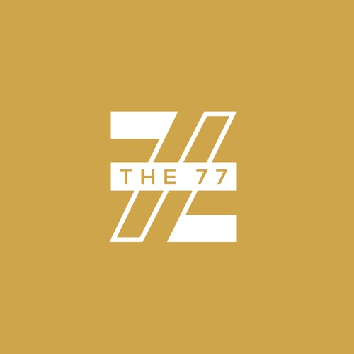 Logo proposal for the 77