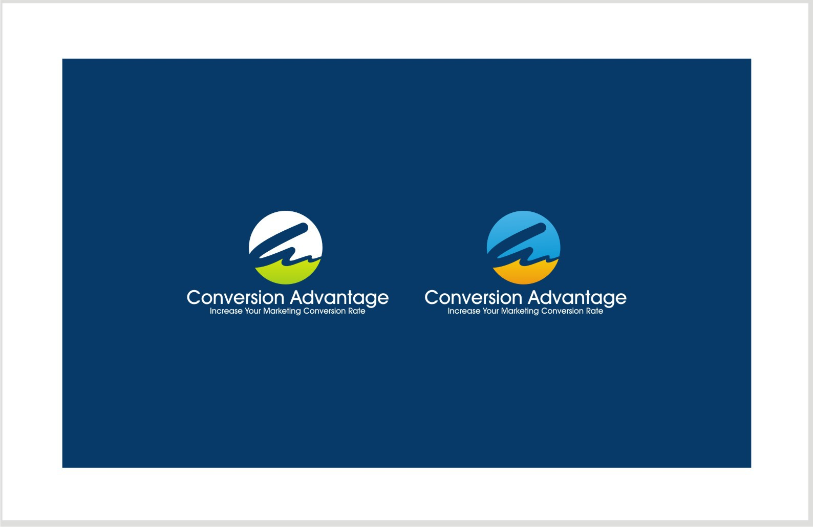 Help Conversion Advantage with a new logo