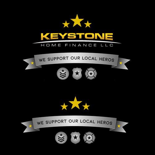 Add On to Keystone logo