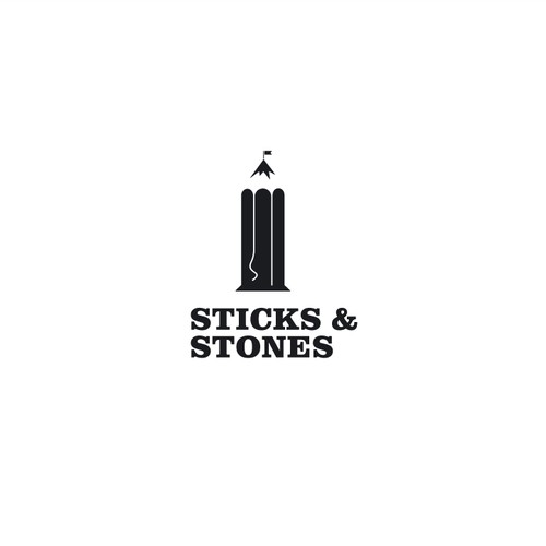 Sticks&Stones -  logo design