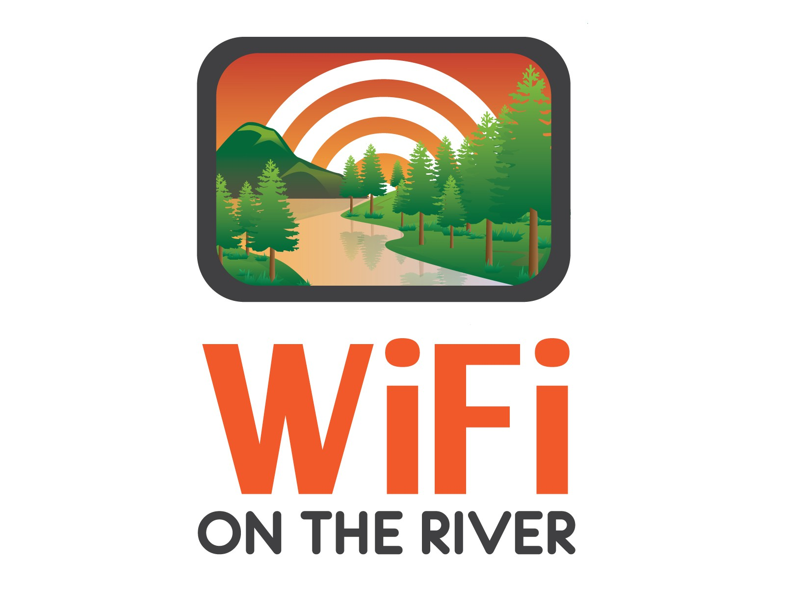 Help WiFi On the River with a new logo