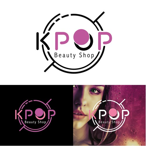 Beauty Shop Logo design