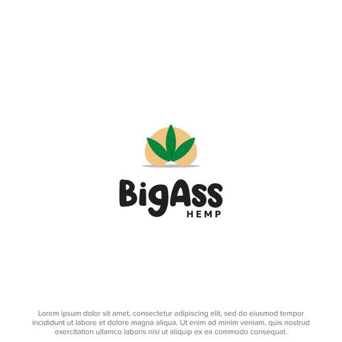 Logo for hemp business