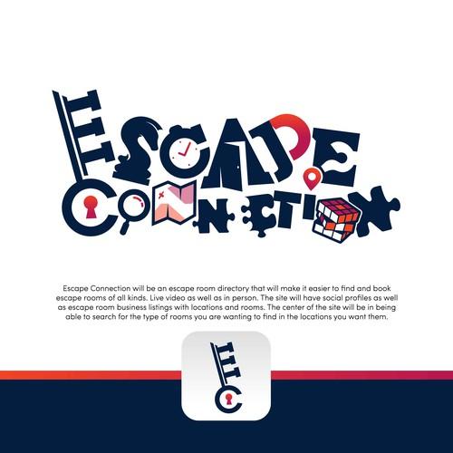 Escape Connection puzzle logo