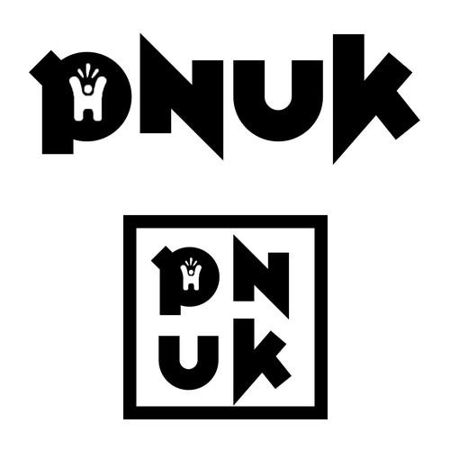 Fun logo for gaming platform