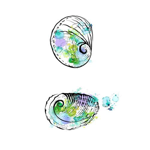 🐚 Shell Tattoo