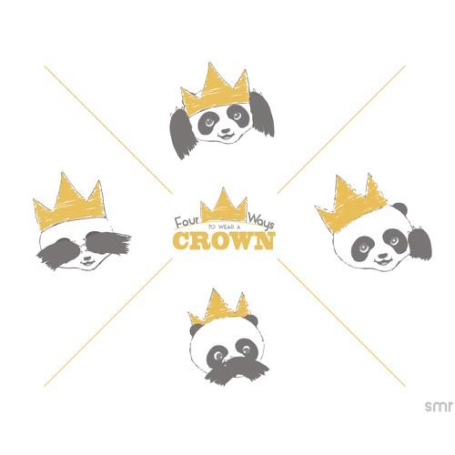 Four ways to wear a crown