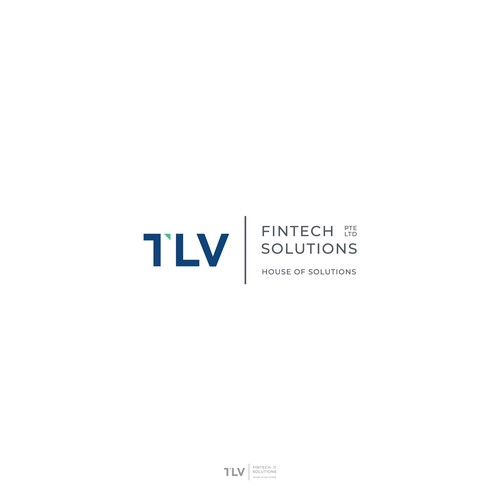 Creative logo for TLV Fintech Solutions PTE LTD