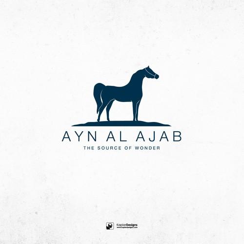 Elegant Arabic Horse