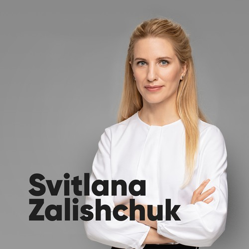 Svitlana Zalishchuk