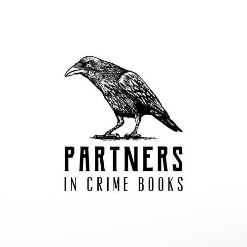 Logo for Partners In Crime Books