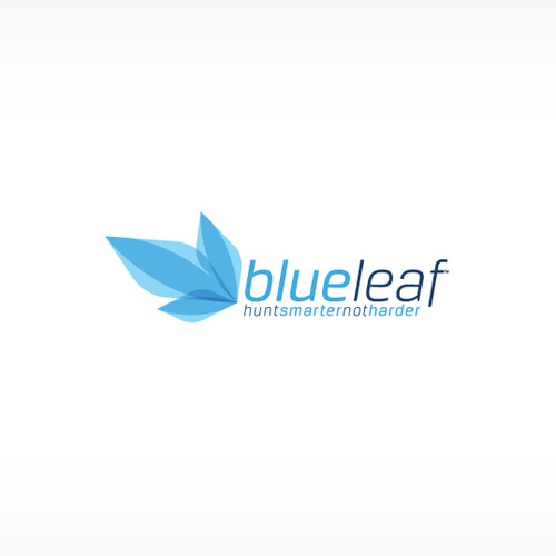Create the next logo for Blue Leaf