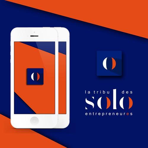 logo for solo entrepreneures