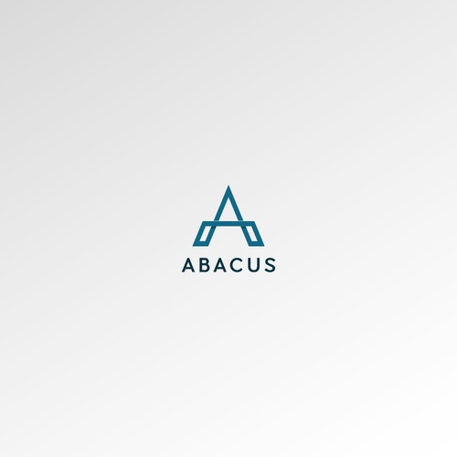 Abacus logo concept