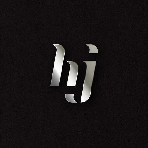 hj logo design