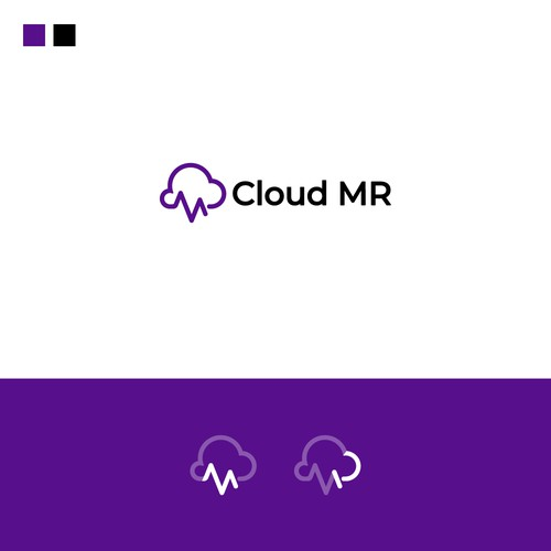 Cloud Website App Logo