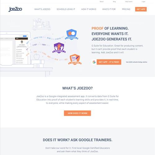 JoeZoo Web Design