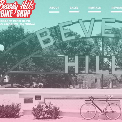 Beverly Hills Bike Shop