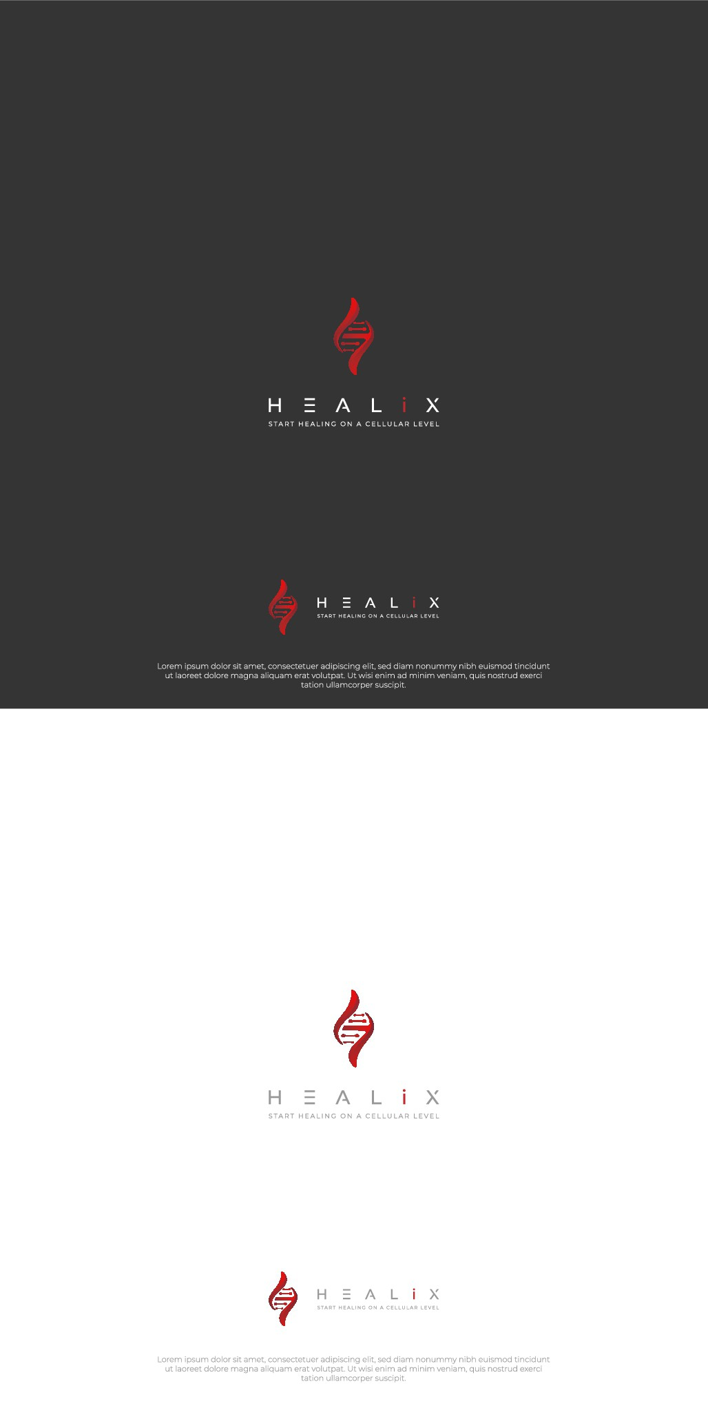 Design a clean logo for new brand in health & wellness industry - Future opportunities for winner