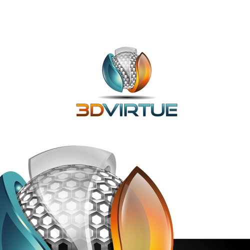3DVirtue Logo