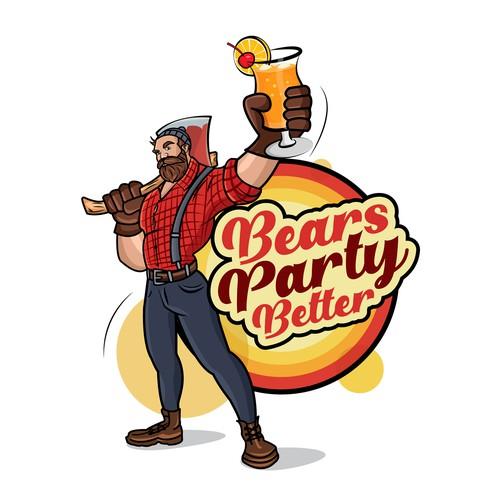 BearsPartyLogo