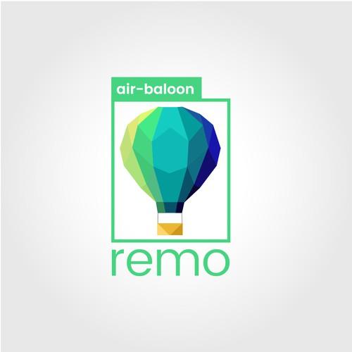 Logo for Remo.ai