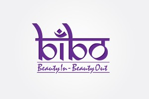 Create a yoga inspired logo for beauty products