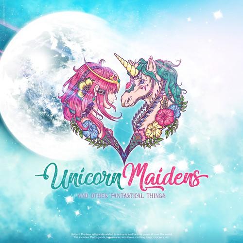 Unicorn Maidens