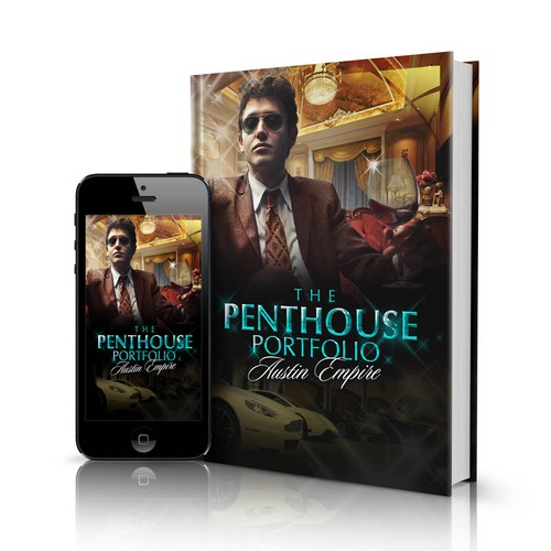 The Penthouse Portfolio book cover