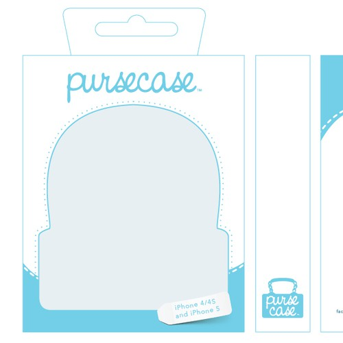 New packaging or label design wanted for Pursecase