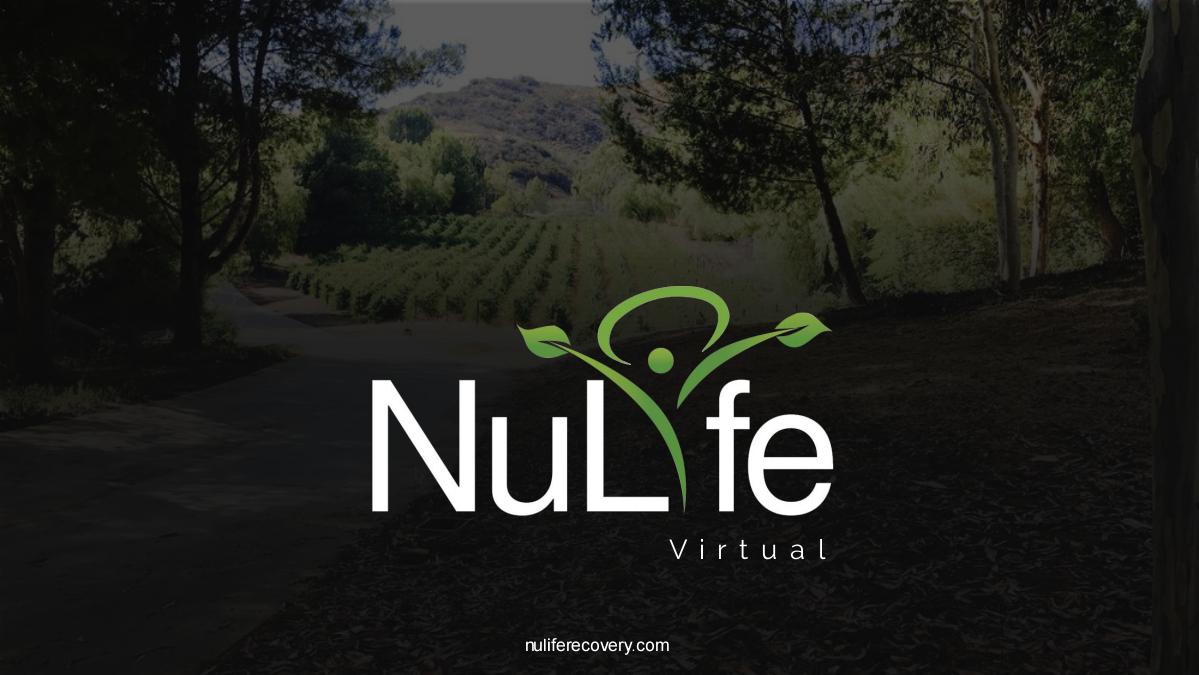 NuLife Virtual Sales Presentation