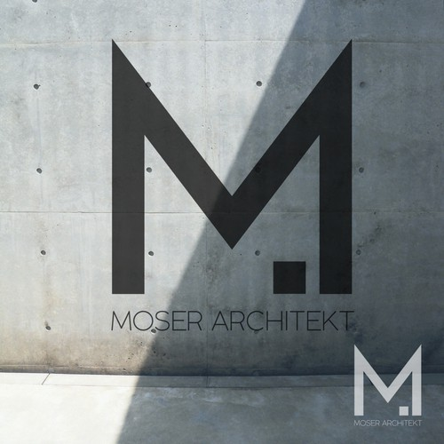 Minimalist Logo design for the architect
